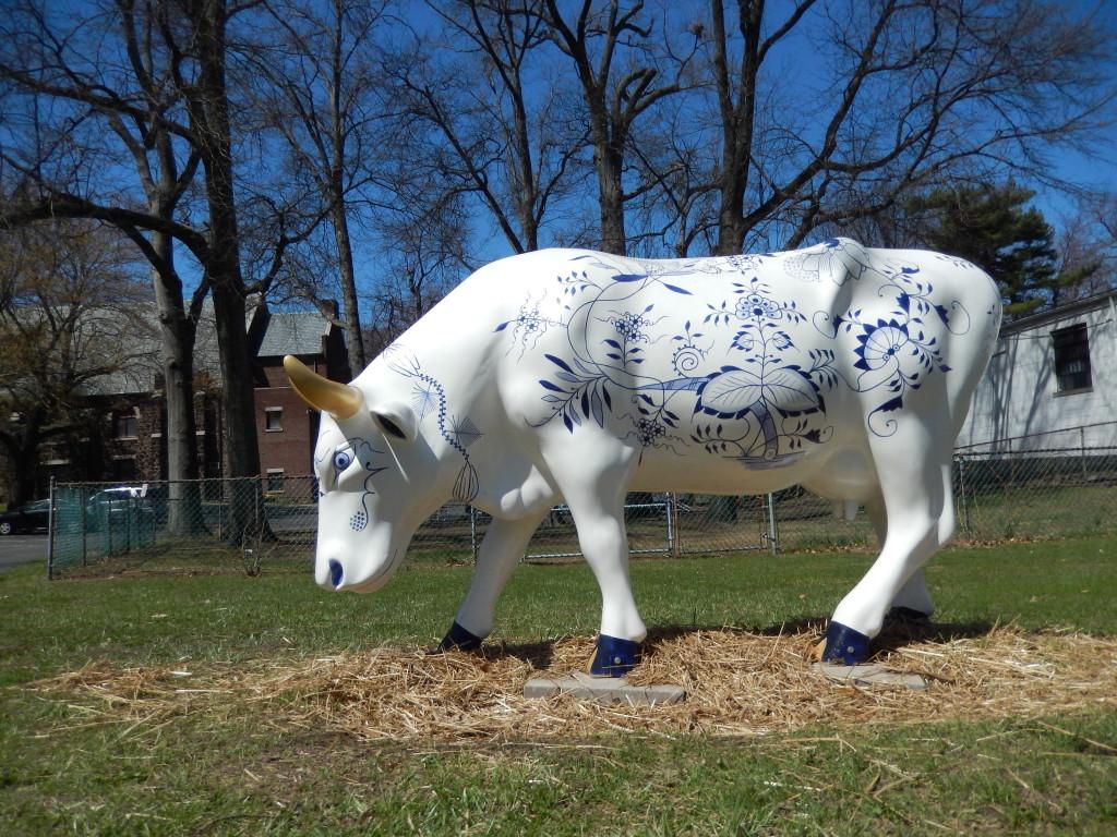 Meissen Cow